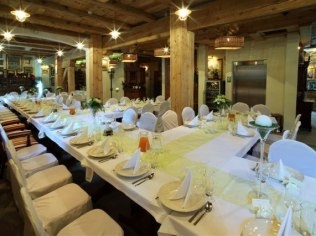 Weddings, communions, Baptisms - Hotel Spichrz