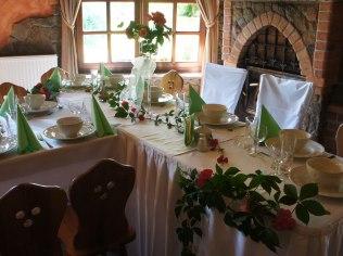 Weddings, communions, Baptisms - Zajazd pod Chmurką
