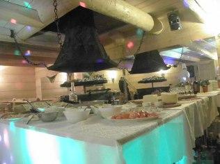"""Banquets corporate - Ośrodek Wczasowy """"U Zbójnika"""""""