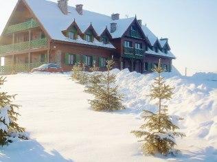 "Winter holidays 2020 - ""Mazurska Chata"", 480 m od aquaparku"