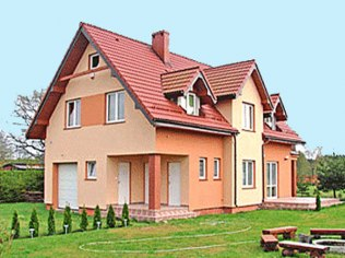 Accommodation by the sea Willa Lubiatowo - Willa Oleńka kwatery noclegi pokoje w Lubiatowie