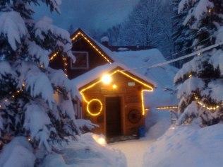 Skiing season - Ośrodek Górska Chata
