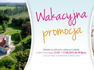 Summer Promotion - Hotel **** Wieniawa SPA & Wellness