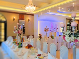 Weddings, communions, Baptisms - Hotel Jedlina