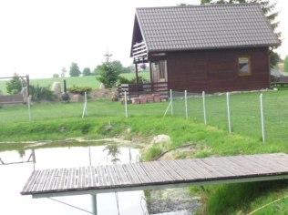 free August 15-18 - Drewniany Domek na Kaszubach wolny lipiec, sierpie
