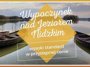 For e-turysta website users - Noclegi Relax nad J.Nidzkim - Wypoczynek 2020 :)