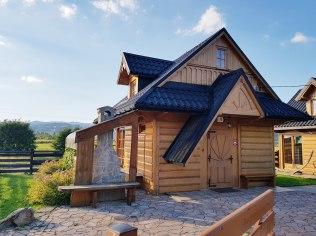 Cottages on the Czorsztyn Lake - Domki blisko jeziora Czorsztyn