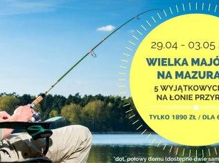 Holiday festivities on Mazury - Miła Dolina
