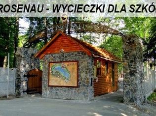 Park ROSENAU - offer for schools - Hotele Gorzelanny