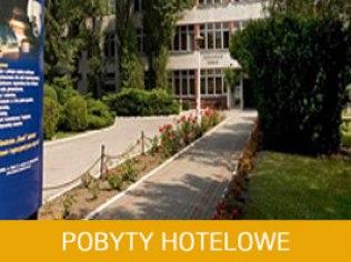 """Hotel stays with breakfast - Sanatorium Uzdrowiskowe """"Chemik"""""""