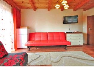 Rooms for 4 people - Willa Oleńka kwatery noclegi pokoje w Lubiatowie