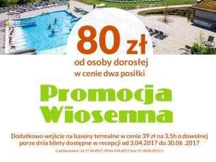 Promotion of spring - Dom Wypoczynkowy Maryna