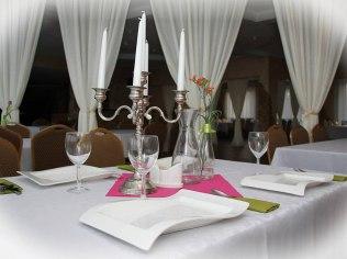"""Occasional events - Restauracja Hotel """"Przystań"""""""
