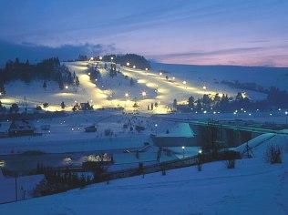 Skiing season - Ośrodek Wypoczynkowy Harnaś