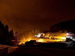 Skiing season - Słotwiny Arena