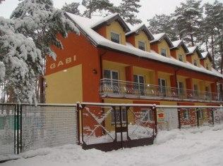 dom wczasowy