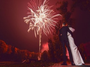 The wedding in Hotels Gorzelanny - Hotele Gorzelanny