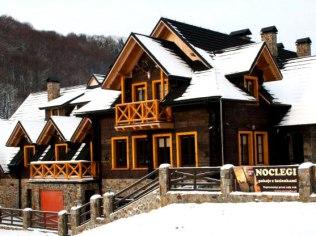 Christmas Eve and Christmas in the mountains - U - Zajazd Pod Caryńską