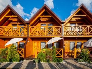 July 11-18, July 25 - August 1 - Sarbin domki letniskowe