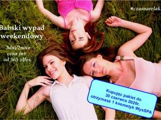 A woman's weekend getaway - Ośrodek Biawena