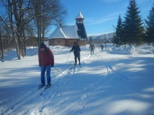 For skiers - Ośrodek Wypoczynkowy Latarnia Wagabundy