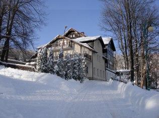 Winter holidays - Pegaz