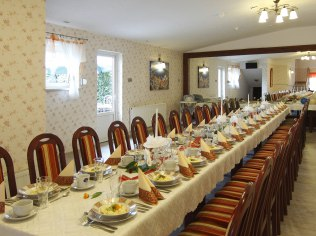 "communions, birthdays, weddings - Bar ""Sznycelek"""