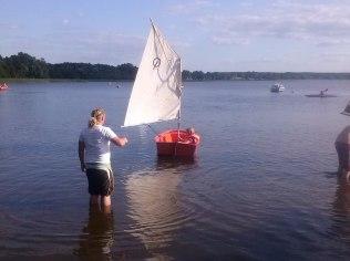 Sailing lessons for children and adults - Marina Kociewska resort & water sports