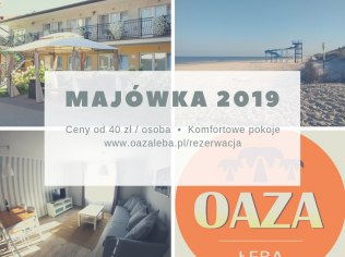 Picnic 2019 accommodation from 40 PLN - Oaza Łeba