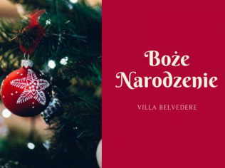 Christmas package - Villa Wrzos & Belvedere