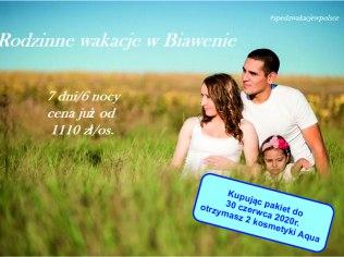 Family vacation in Biawena - Ośrodek Biawena