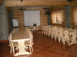 Conference rooms - Ośrodek Wczasowy Groń Placówka