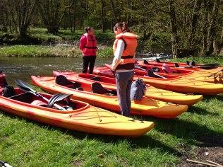 canoeing - Marina Kociewska resort & water sports