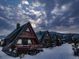 New Year's Eve in the mountains - Domki u Eli Buczkowice koło Szczyrku