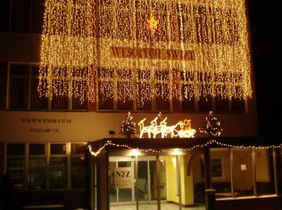 "Christmas and New Year holiday - Sanatorium Uzdrowiskowe ""Chemik"""