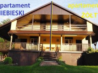 Henryk's weekend - Apartamenty nad jeziorem z kominkiem i basenem