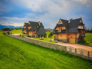 Easter - Folk Resort Domki, Apartamenty, Ośrodek Zakopane