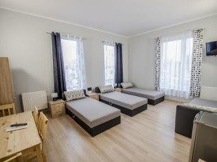 room rental - Hostel Plus