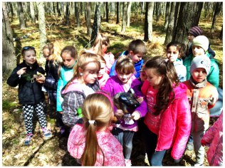 "Green Schools in Greater Poland, Żurawiniec invites - Agroturystyka ""Żurawiniec"""