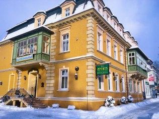 Winter / early spring 2021 - Villa Antica Kudowa Zdrój Pensjonat Spa