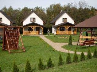 May weekend in the Bieszczady Mountains - Domki Nad Strumykiem