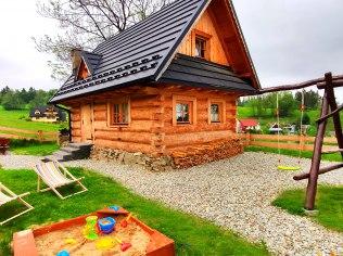 Vacation in Holidays - Domek w Górach pod Wyciagiem Zakopane