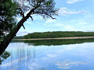 Holidays, relaxation in Masuria by the lake - Wczasy na Mazurach, Wakacje nad samym jeziorem