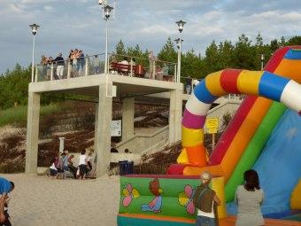 Plaża-taras widokowy