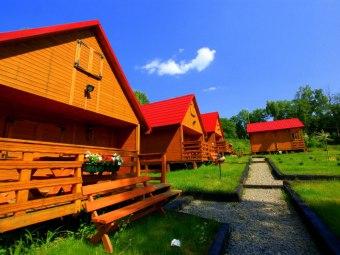 Domki Viwaldi, Ośrodek Wypoczynkowy w Solinie