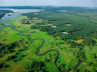 Jezioro 50m