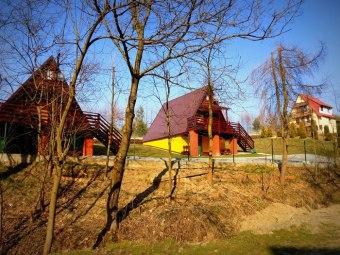 Domki nad Skawą