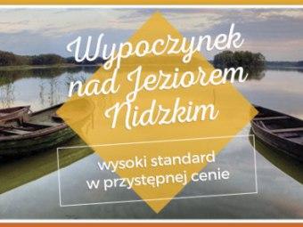 Noclegi & Ekojachty Relax - Wypoczynek 2021 :)