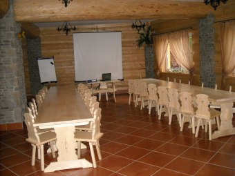 Ośrodek Wczasowy Groń Placówka
